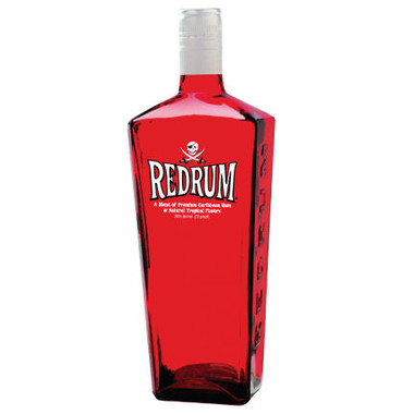 RedRum Tropical Fruit Infused Rum 750ml