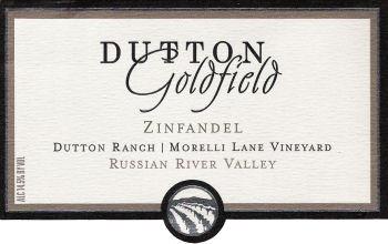 Dutton-Goldfield Morelli Lane Vineyard Russian River Zinfandel