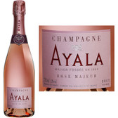 Champagne Ayala Rose Majeur Brut NV