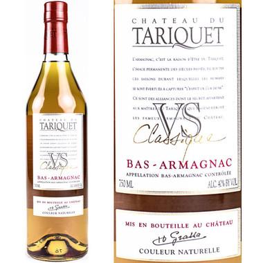 Chateau du Tariquet VS Classique Bas Armagnac 750ml