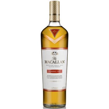 Macallan Classic Cut 2017 Highland Single Malt Scotch 750ml