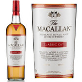 Macallan Classic Cut 2017 Highland Single Malt Scotch 750ml