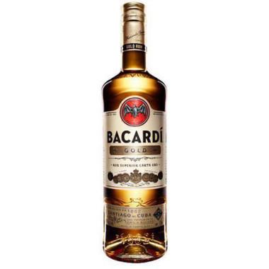 Bacardi Gold Puerto Rico Rum 750ml