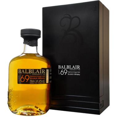 Balblair 1969 Highland Single Malt Scotch 750ml