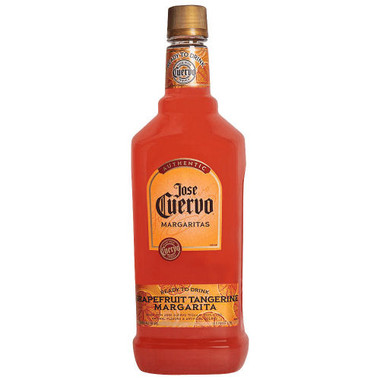 Jose Cuervo Ready To Drink Grapefruit Tangerine Margarita 1.75L