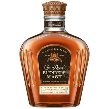 Crown Royal Bourbon Mash Canadian Whisky 750ml