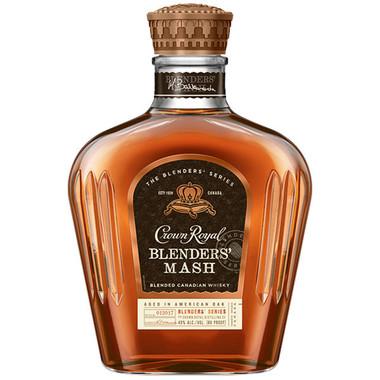 Crown Royal Bourbon Mash Canadian Whisky 750ml
