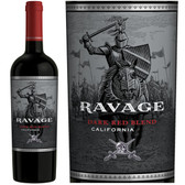 Ravage California Dark Red Blend