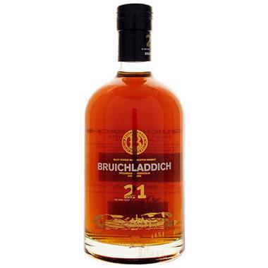 Bruichladdich 21 Year Old Islay Single Malt Scotch 750ml