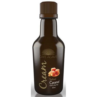 50ml Mini Cafe Agave Salted Caramel Cream Liqueur