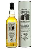 Glengyle Distillery Kilkerran 12 Year Old Campbeltown Single Malt Scotch 750ml