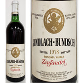 Gundlach Bundschu Sonoma Zinfandel