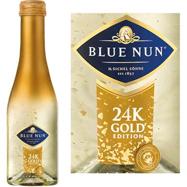 Blue Nun 22K Gold Edition Sparkling NV 187ml
