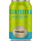 Cigar City Guayabera Citra Pale Ale 12oz 6 Pack Cans