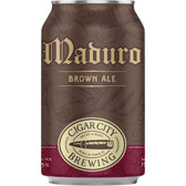 Cigar City Maduro Brown Ale 12oz 6 Pack Cans