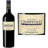 Gerard Bertrand Chateau L'Hospitalet La Reserve Coteaux du Languedoc La Clape