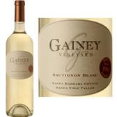 Gainey Santa Ynez Sauvignon Blanc 2013