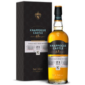 Knappogue Castle 21 Year Old Single Malt Irish Whiskey 750ml