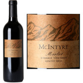 McIntyre Kimberly Vineyards Arroyo Seco Merlot