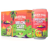 Golden Road Melon Cart Watermelon Wheat Ale 12oz 6 Pack Cans