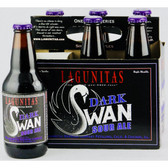 Lagunitas Dark Swan Sour Ale 12oz 6 Pack Bottles