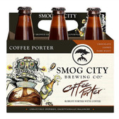 Smog City Coffee Porter 12oz 6 Pack