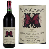 Mayacamas Vineyards Cabernet