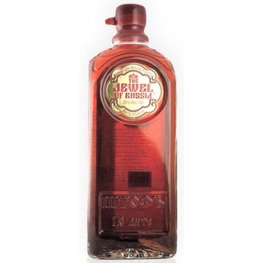 Jewel Of Russia Berry Infusion Wheat and Rye Vodka 1L