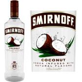 Smirnoff Coconut Vodka 750ml