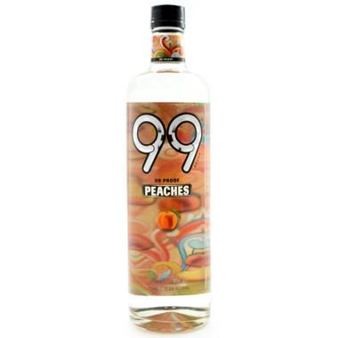 99 Peaches Schnapps Liqueur 750ml