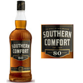 Southern Comfort Whiskey Liqueur 80 Proof 750ml