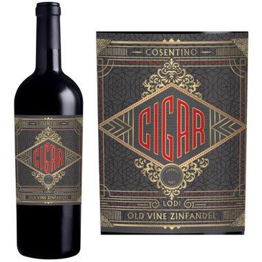 CigarZin California Old Vine Zinfandel