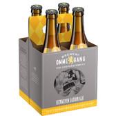 Ommegang Hennepin Saison Ale 12oz 4 Pack Bottles