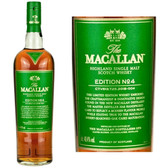 Macallan Edition No. 4 Highland Single Malt Scotch 750ml