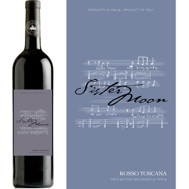Il Palagio Sister Moon Rosso Toscana IGT