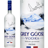 Grey Goose French Grain Vodka 750ml