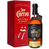 Jose Cuervo The Rolling Stones Tour Pick Reserva de la Familia Tequila 750ml
