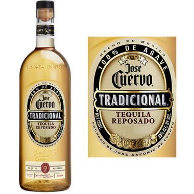 Jose Cuervo Especial Label