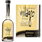 Milagro Select Barrel Reserve Reposado Tequila 750ml