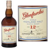 Glenfarclas 12 Year Old Highland Single Malt Scotch 750ml