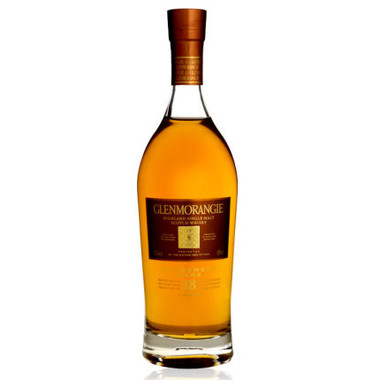 Glenmorangie 18 Year Old Highland Single Malt Scotch 750ml