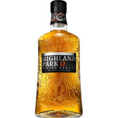 Highland Park 12 Year Old Orkney Island Single Malt Scotch 750ml