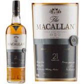 Macallan 21 Year Old Fine Oak Single Malt Scotch 750ml