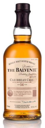 Balvenie 14 Year Old Caribbean Rum Cask 750ml