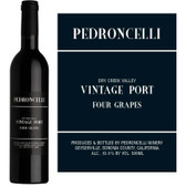 Pedroncelli Estate Dry Creek Four Grapes Port