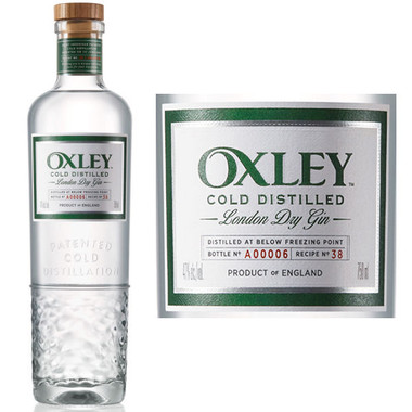 Oxley Classic English Dry Gin 1L