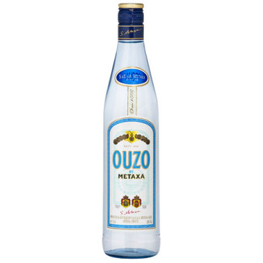 Metaxa Ouzo Greek Liqueur 750ml