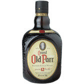 Grand Old Parr 12 Year Old Blended Scotch Whisky 750ML
