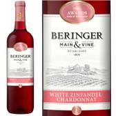 Beringer PVS White Zin Chardonnay