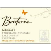 Bonterra Bartolucci Vineyard Lake County Muscat Organic